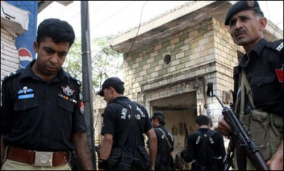 Police Station Peshawar