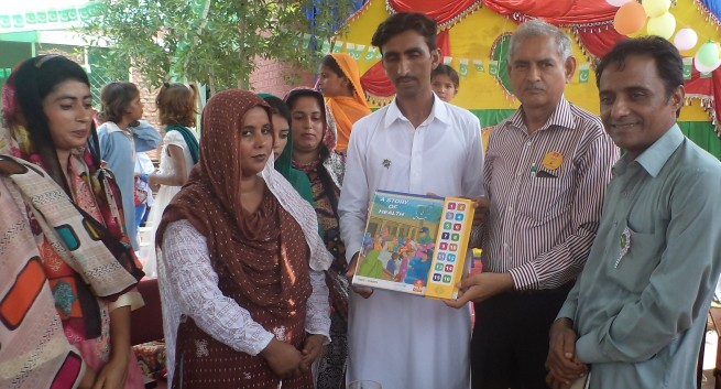 Polio Awareness Activity by Rotary Club