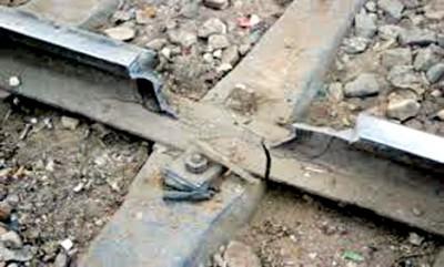 Railway Line Blast