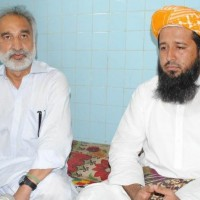 Rashid Mehmood Soomro and Zulfiqar Mirza