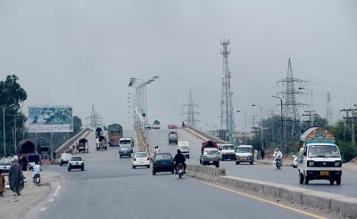 Ring Road Peshawar