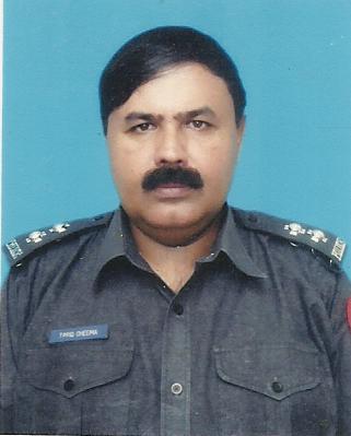 SHO Tariq Bashir