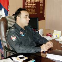 SSP Ibrar Hussain Nekukara