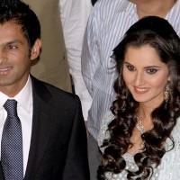 Sania and Shoaib Malik