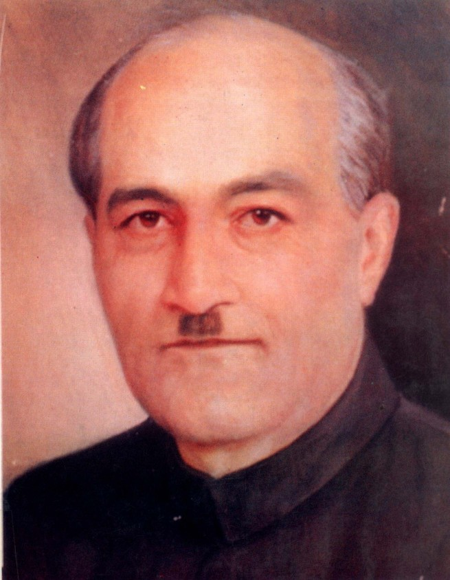 Shabbir Hasan Khan Josh Afridi
