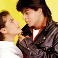 Sharukh Khan and Kajul
