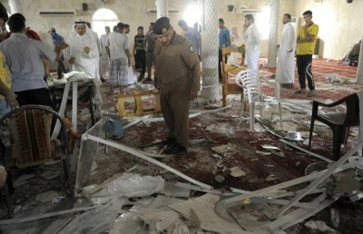 Suicide Attacks in Saudi Arabia