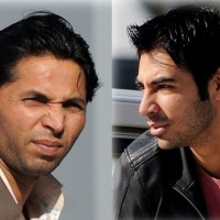 Sulman Butt and Mohammad Asif