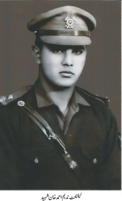 Nadeem Ahmad Khan Shaheed