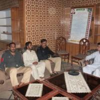 ASI Mukhtar Awan,Meeting