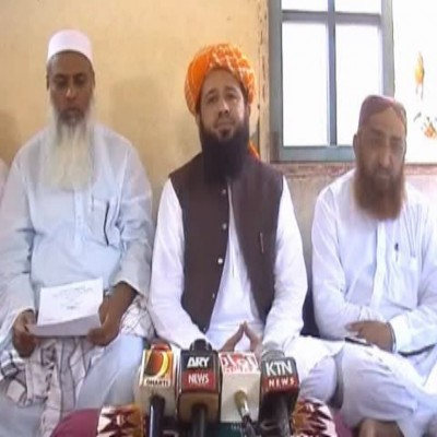 Allama Rashid Mehmood Soomro Press Conference
