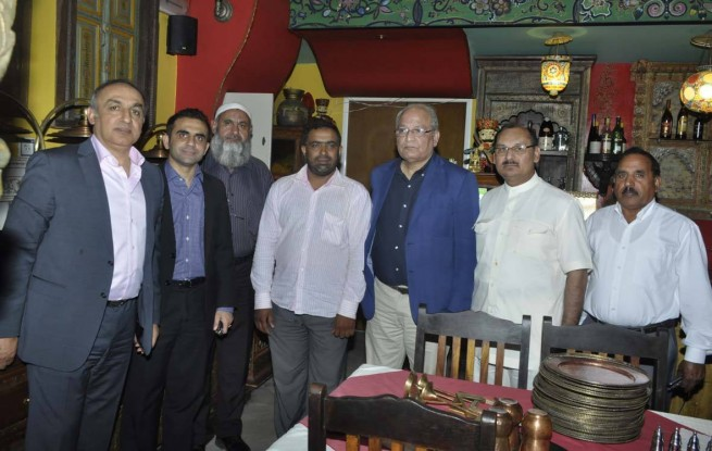 Athens Mushahid Ullah Honors Dinner