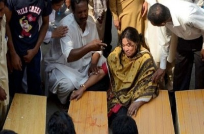 Bodies of Illegal Pakistani Immigrants