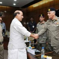 Border Security Force Meeting