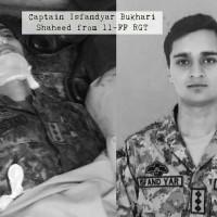 Captain Esfandiar Bukhari