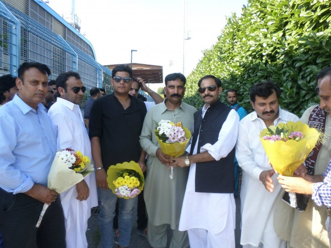 Chaudhry Mohammad Riaz,Welcome