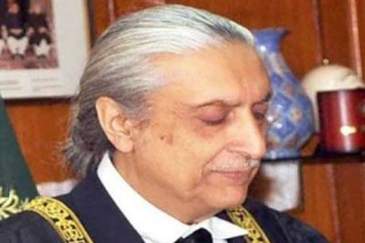 Chief Justice Jawwad S Khawaja