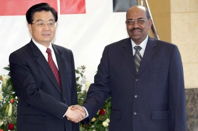 China and Sudan