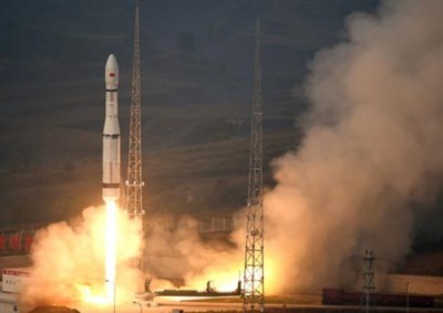 China's Long March 6 Carrier Rocket