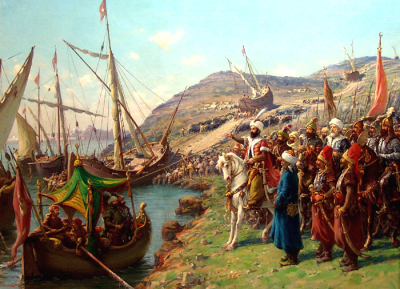 Conquest of Constantinopal
