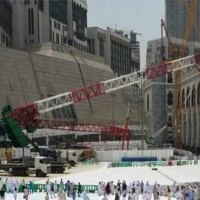 Crane Accident in Makkah