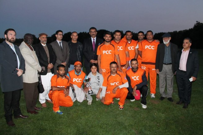 Cricket Tournament France