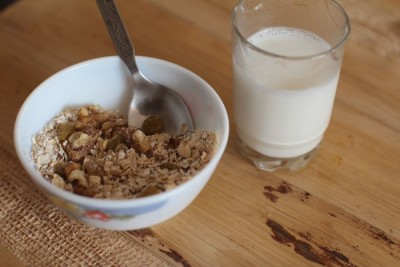 Dry Fruit Milk