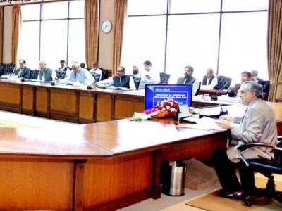 Economic Coordination Committee Meeting