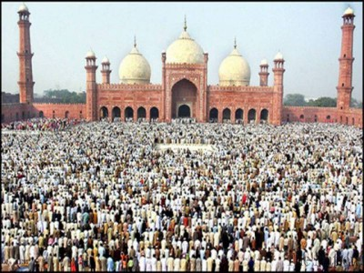 Eid Prayer Time