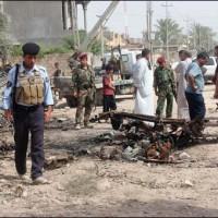 Iraq Suicide Attack
