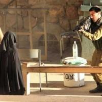 Israeli Troops Opened Fire
