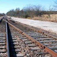 Jacobabad Railway Tracks