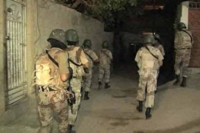 Karachi Rangers Operations