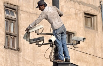 Karachi Road Camera