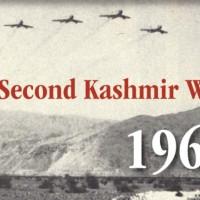 Kashmir War 1965