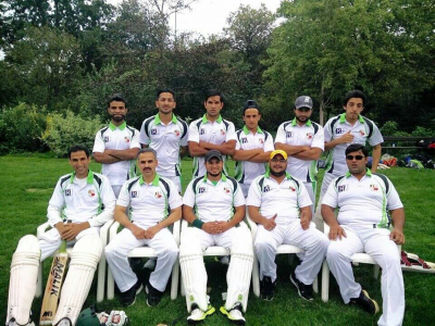 Liege Cricket Team