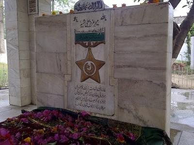 Major Aziz Bhatti Shaheed Mazar