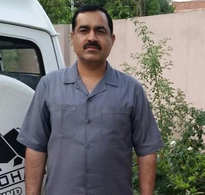 Malik Tariq Mahmood