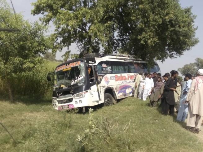 Mianwali Bus Accident