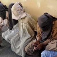 Militants Arrested
