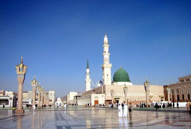 Mosque Medina