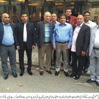 Mushahid Ullah Khan In Paris
