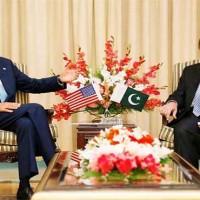 Nawaz Sharif,John Kerry Meeting