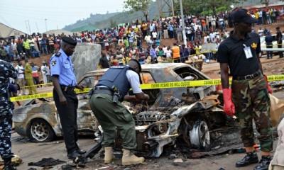 Nigerian Blast