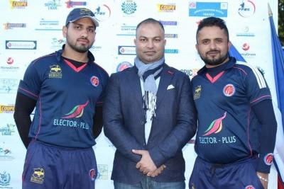 Official Cricket League win Final