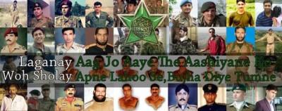 Pakistan Army Shuhda