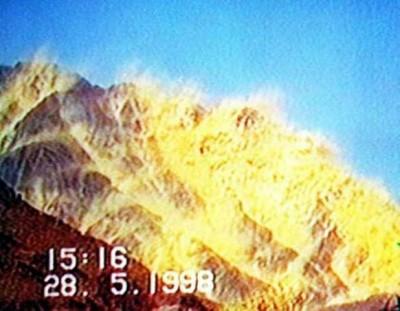 Pakistan Nuclear Pawor