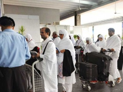 Pakistani Pilgrims