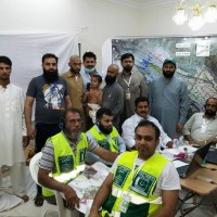 Pakistani Volunteers