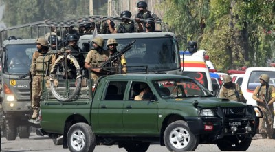 Peshawar Air Base Attack